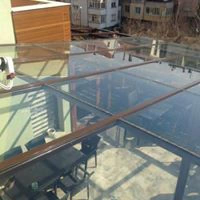 Стъклени покриви и Окачени фасади